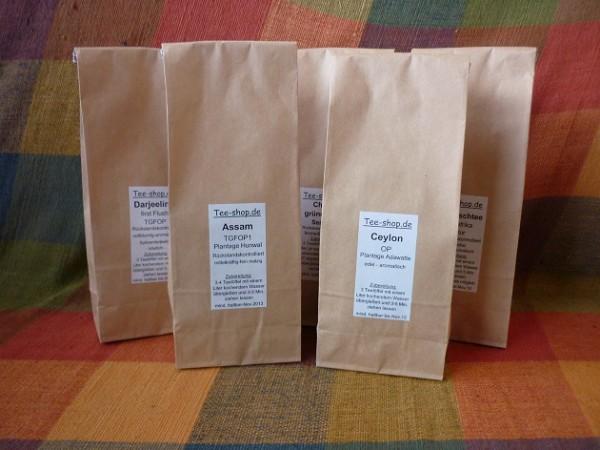 Tee-Probierpaket = 500g