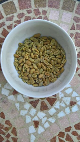 Rohkaffee Nicaragua Finca HUELLA Java Nica 1000g